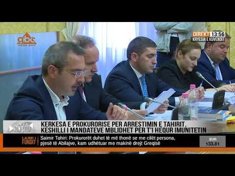 Keshilli i Mandateve/ PD: Nuk lejohet që deputeti Saimiri t'i bëjë pyetje prokurorisë