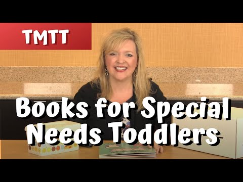 Books For Toddlers With Special Needs...teachmetotalk.com's Therapy Tip Of The Week 1.10.15