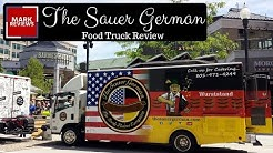 The Sauer German - Food Truck Review