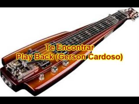 Te Encontrar + Play Back  Guitarra Havaiana Do Jeito Que Sou Ed Wilson e Joran