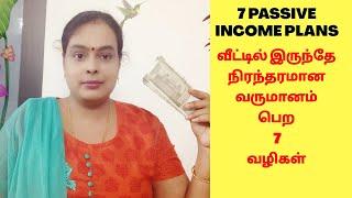 Passive Income|How to Create Passive Income? Passive Income Ideas