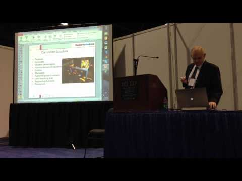 STEM Education video of Project-based Learning presentation