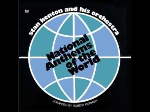 Stan Kenton  - National Anthems Of The World  -  United States of America The Star Spangled Banner