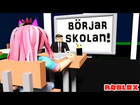 Börjar skolan igen!📚 Robloxian High school
