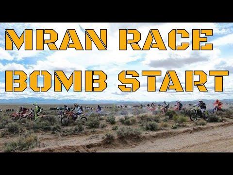 Dirt Biking Las Vegas MRAN Racing Pahroc Summit 2019