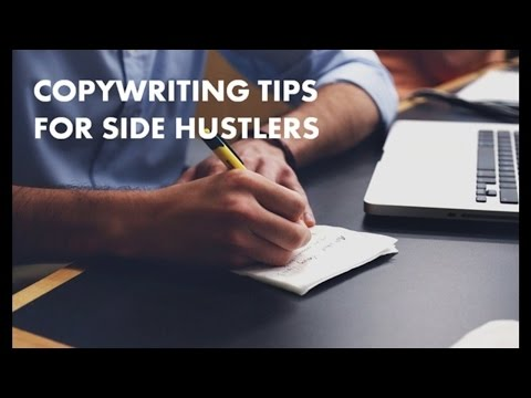 How to Stand Out with Words - Copywriting Tips for Side Hustlers