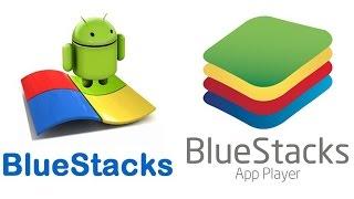 видео BlueStacks App Player