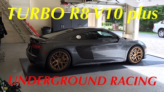Underground Racing 2017 Audi R8 V10 plus Stage 3 | Delivery and Reaction | Team Insanity