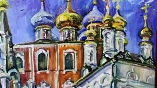 Выставка Ольги Симоновой