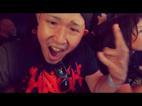 F.K.Ü. Japanese Assault Fest 2017 - Live at Club Seata Tokyo Japan