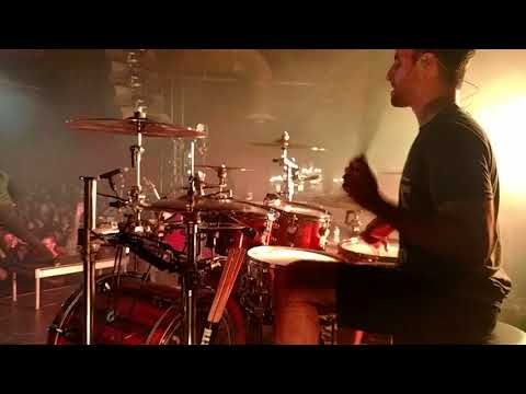 Matt Greiner FULL SET Drum Cam - August...
