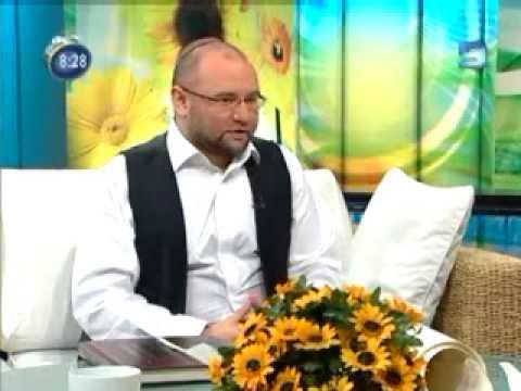 TV: Sacred calligraphy: Torah scroll