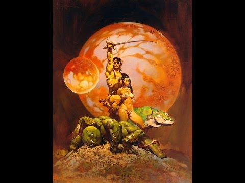 Book Review: The Barsoom Series