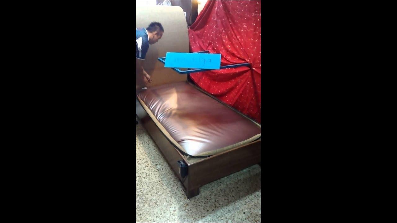 Cama de agua precio mexico airea condicionado - Cama de agua precio ...