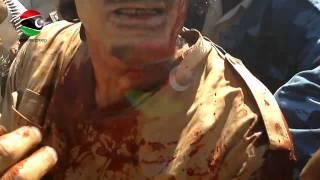 القبض على القذافي حصري | RAW VIDEO: Gaddafi's capture thumbnail