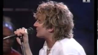 Watch Rod Stewart Gasoline Alley video
