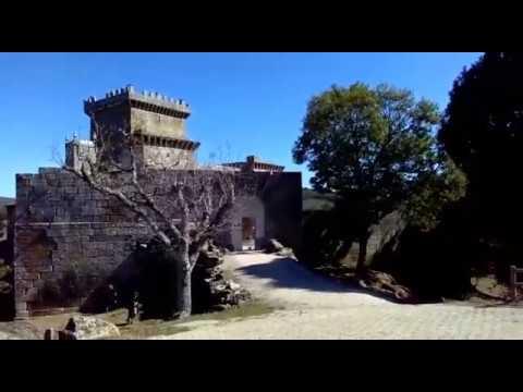 Medio cento de persoas asiste ao Son d'Aldea no Castelo de Pambre