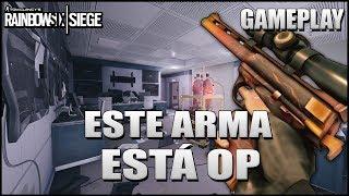 ESTE ARMA ESTA OP! | Wind Bastion | Caramelo Rainbow Six Siege Gameplay Español