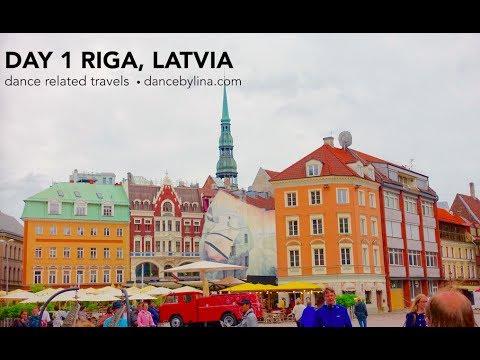 Riga, Latvia Day 1
