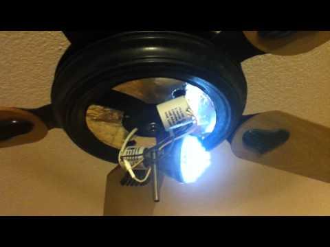 Ceiling Fan Light Problems: Ceiling fan light flickering problem solved,Lighting