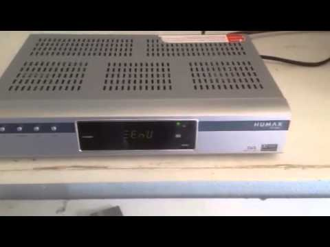 Humax f2 freeview box