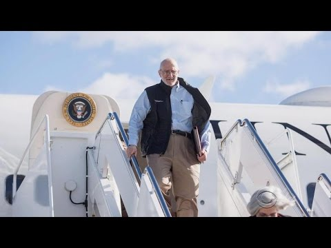 Alan Gross thankful to be back in America
