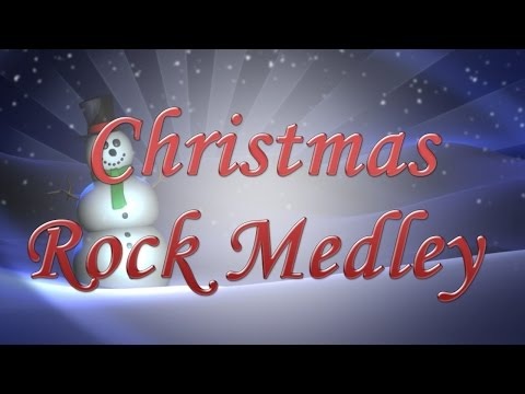 Christmas Rock Medley | Diverse Interpreten | Instrumental Cover