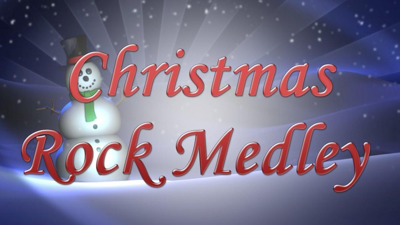 Christmas Rock Medley | Diverse Interpreten | Instrumental Cover ...