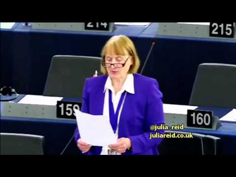 Each member state should have power to ban GMO products - UKIP MEP Julia Reid