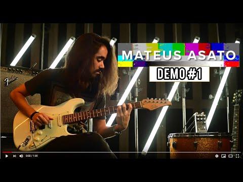 Mateus Asato -  El Guapo - Demo #1