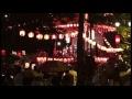 2018年08月16日 向瀧より会津東山温泉盆踊り・湘南乃風若旦那のライブ