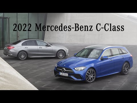 2022 Mercedes-Benz C-Class – Debuts With Look and Tech From S-Class