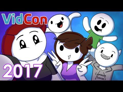 YEAR OF THE ANIMATORS: VidCon 2017 Recap!