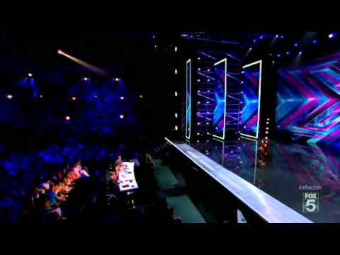 Jazzlyn Little - I'm Going Down (Mary J. Blige / Rose Royce cover) - The X Factor USA