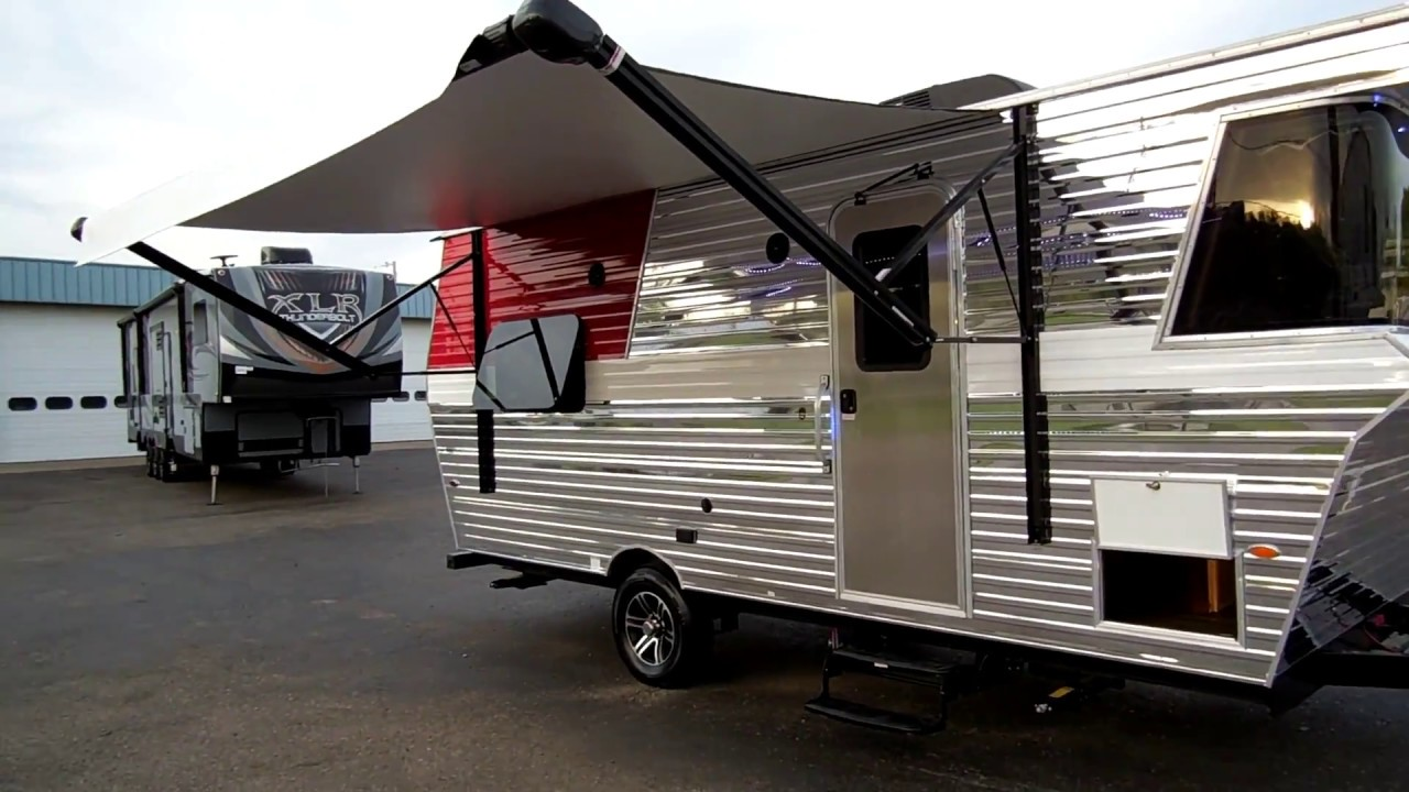 Terry Classic Travel Trailer