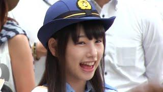 「七色の表情」桜井日奈子が1日警察署長で魅せた奇跡