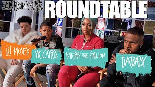 DaBaby, Megan Thee Stallion, YK Osiris and Lil Mosey's 2019 XXL Freshman Roundtable Interview