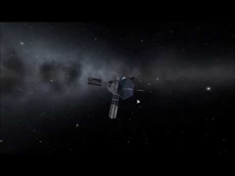 [KSP 1.1.3] Interstellar Probe Voyage