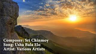 Sri Chinmoy - Usha Bala Elo - 13 Versions