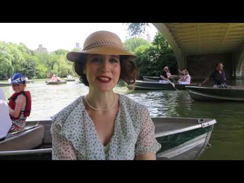 My Vintage Love Episode 14 Central Park Row Boats