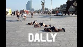 [KPOP IN PUBLIC Barcelona] 효린(HYOLYN) - 달리(Dally) | Dance Cover by GirlKrush
