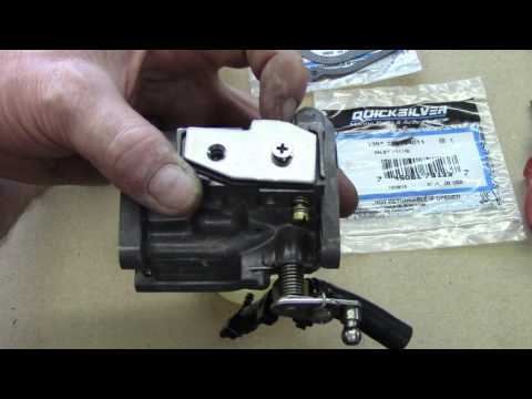 WME Carburetor Rebuild for Mercury/Mariner outboards