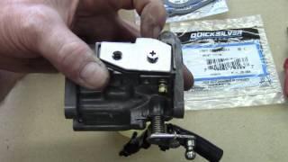 WME Carburetor Rebuild for Mercury/Mariner outboards