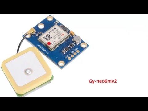 Arduino GPS data to google maps GY-NEO6MV2