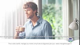 Lactel Matin Léger - Retrouvailles café au lait (10s)