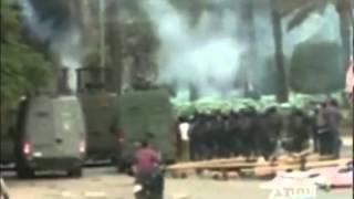 Crise se agrava no Egito após morte de centenas