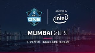 [DOTA2] ESL One Mumbai 2019 -  Team Team vs Mineski [BO3] - Oddie