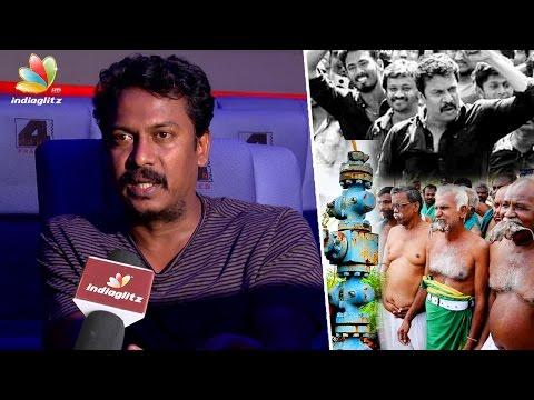 I Am Not a Social Activist : Samuthrakani Interview | Farmers Protest, Hydrocarbon, Jallikattu