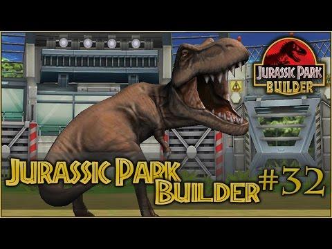 Jurassic Park Builder || TYRANNOSAURUS REX ARRIVES || Episode #32