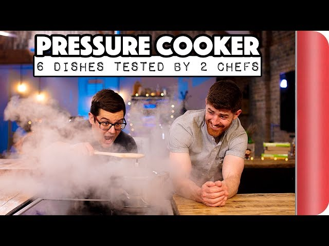 PRESSURE COOKER | 6 Dishes Tested by 2 Chefs